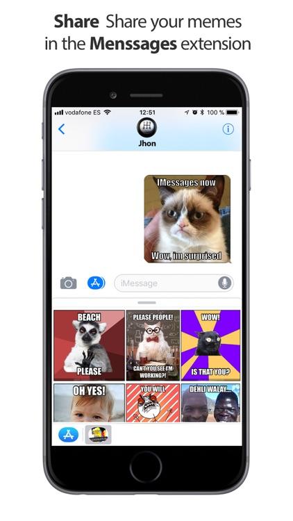 Meme App Generator screenshot-3