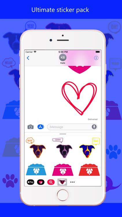 Staffy Terrier Emoji