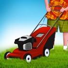 Sunday Morning Lawn Cutter : 愤怒的邻居打扰的周末 - 免费版 icon