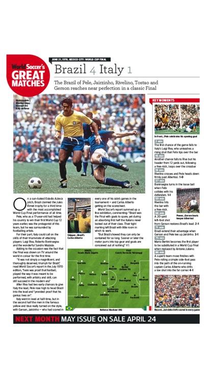 World Soccer Magazine NA screenshot-3