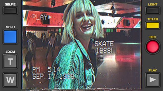 VHS Camcorder Screenshot