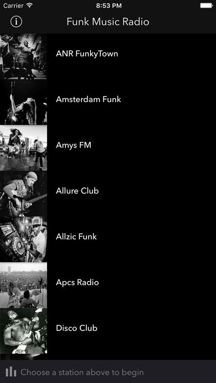 Funk Music Radio