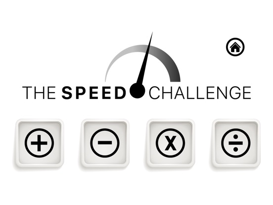 The Speed Challenge для iPad