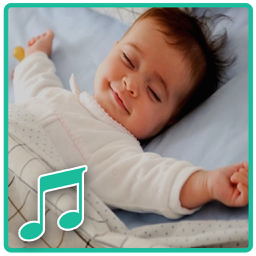 Ícone do app Lullaby Music - Sleep Sounds