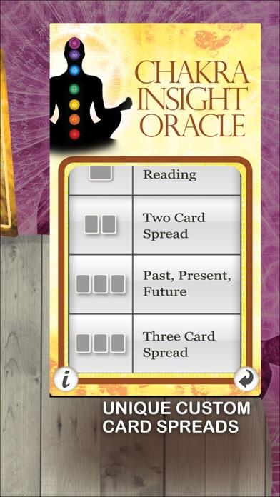 Chakra Insight Oracle screenshot 3