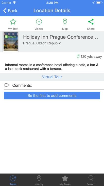 Conventional VR Guide: Prague screenshot-3