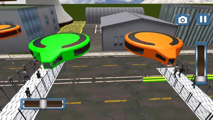 Gyroscopic City Bus Driving