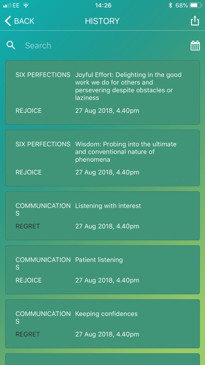 IJD Mindfulness Practice App screenshot-4