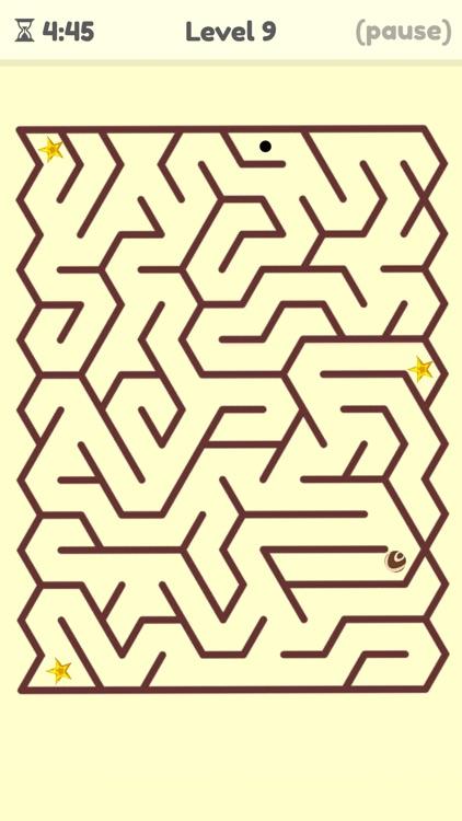 Maze-A-Maze