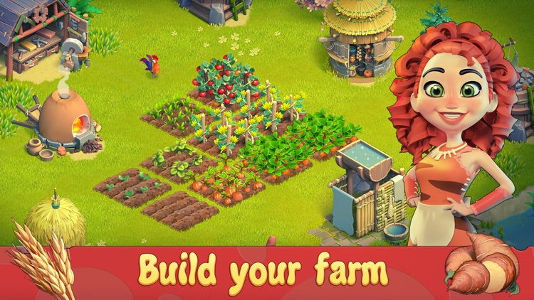 Family Age: a farm story sim screenshot-0