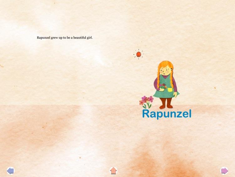 Rapunzel Classic Story Lite