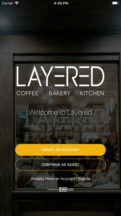 Layered Cafe