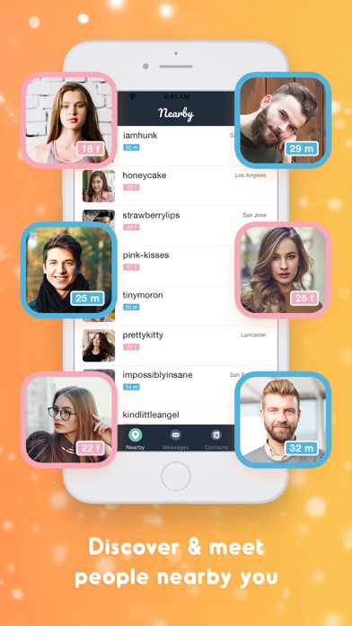 Screenshot for Mumu Chat Rooms With Strangers in Russian Federation App Store