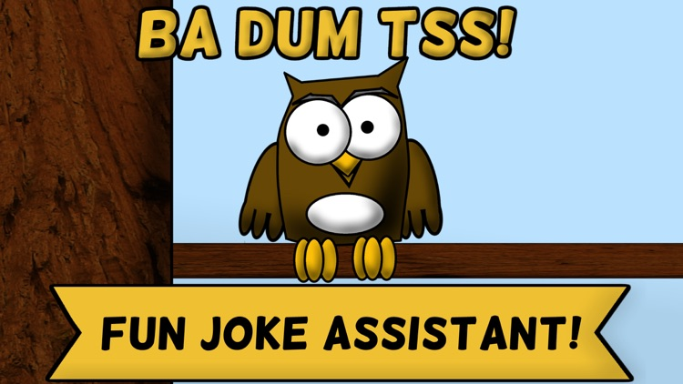 Ba Dum Tss: Joke Assistant and Effects for Kids