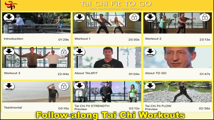 Tai Chi Fit TO GO