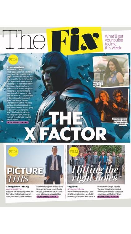 Now Magazine North America screenshot-3