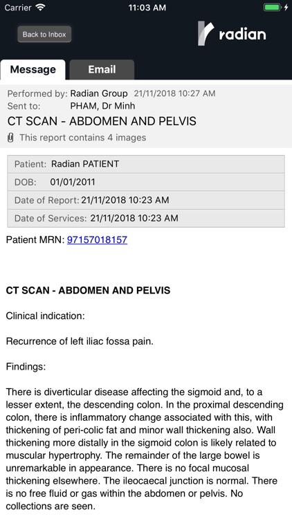 Radian Patient Access screenshot-3