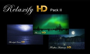 Relaxify HD Pack II