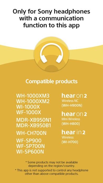 Sony | Headphones Connect for Windows