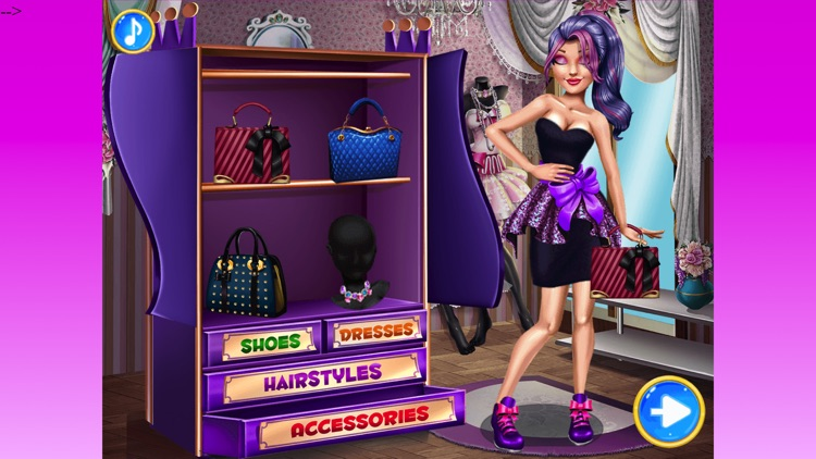 Fashion Police- Dressup Develop Games screenshot-3
