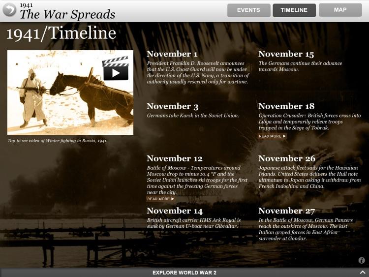 World War 2 History: WW2 screenshot-4