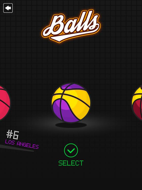 Dunkz - Basketball game screenshot 13