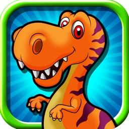 Fun Caveman Jump Challenge - Dinosaur Hopping Adventure for Kids