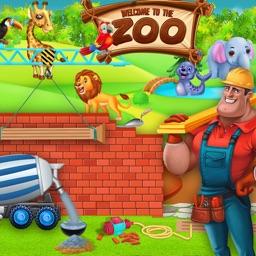 Build a Wild Safari Zoo Park