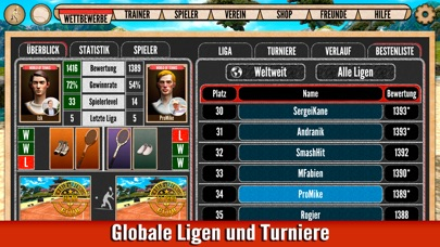 Screenshot 5 World of Tennis: Goldene 20er
