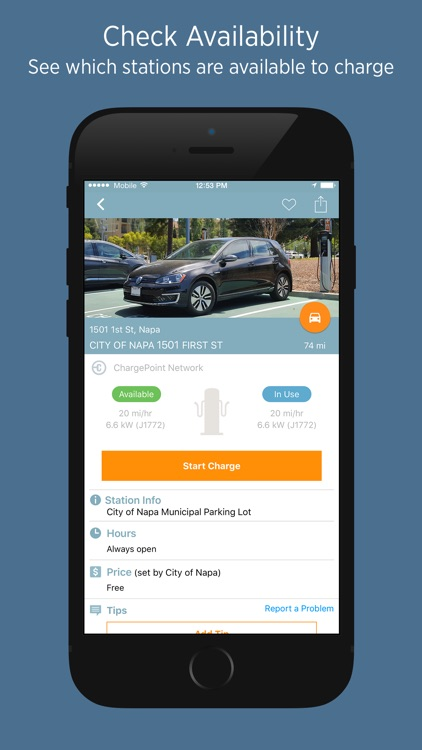 ChargePoint® screenshot-1