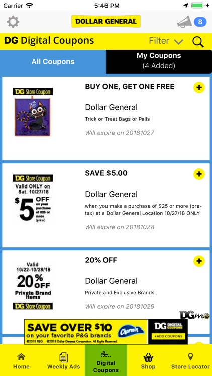 Dollar General screenshot-1