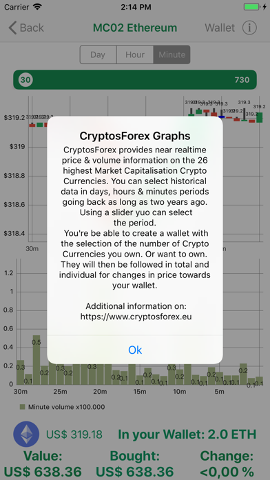 CryptosForex screenshot three