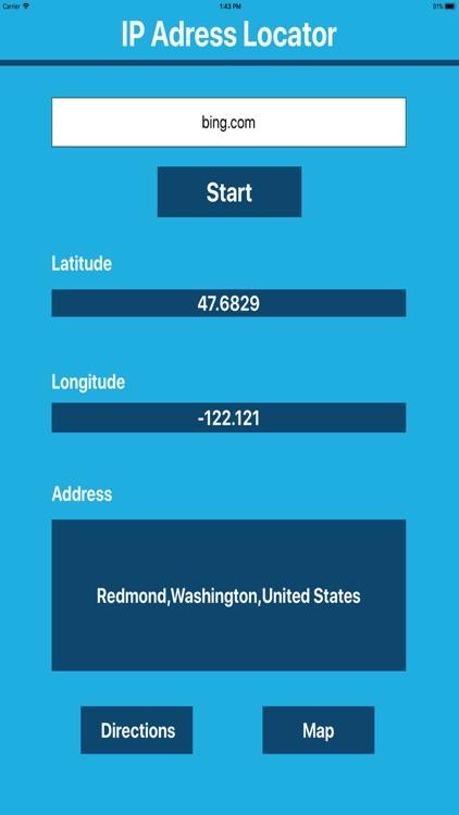 IP Address of the World screenshot-3