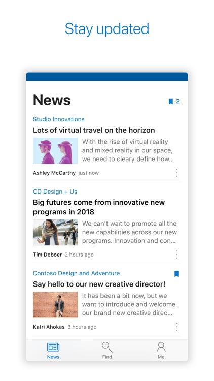 Microsoft SharePoint screenshot-3