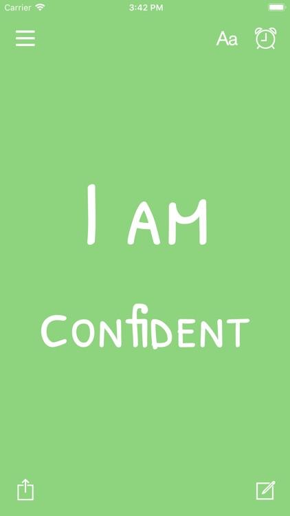 I am - Affirmation Reminders