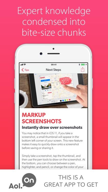 Tips & Tricks - for iPad screenshot-4