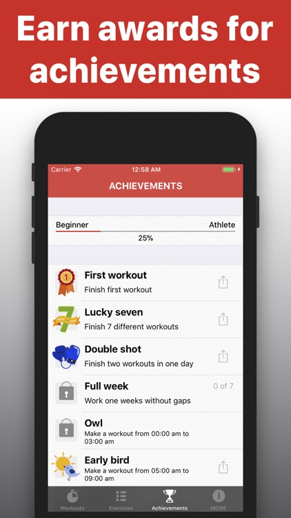Plank - functional workouts screenshot-3