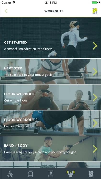 Bodylogix® Personal Coach USA screenshot-3