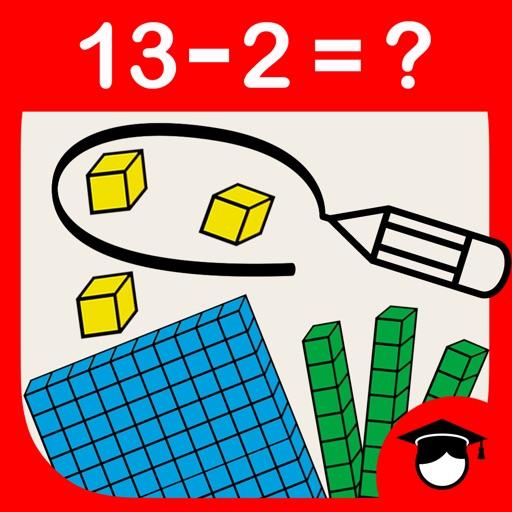 Base Ten Blocks Math Pro