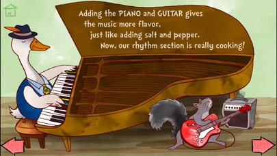 A Jazzy Day - Music Education Screenshots