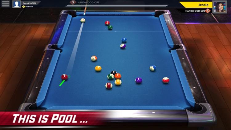 Pool Stars screenshot-6