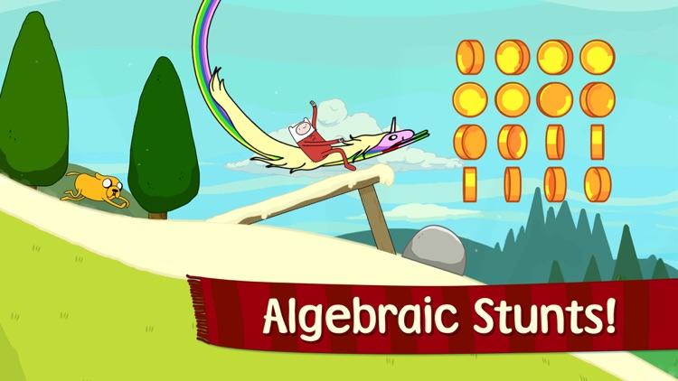 Ski Safari: Adventure Time screenshot-4