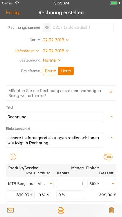 lexoffice screenshot-3