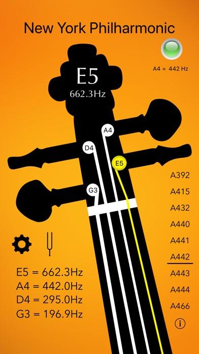 바이올린 튜너 for Windows