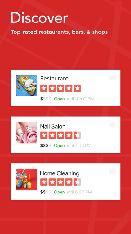 Yelp: Discover Local Favorites screenshot-0