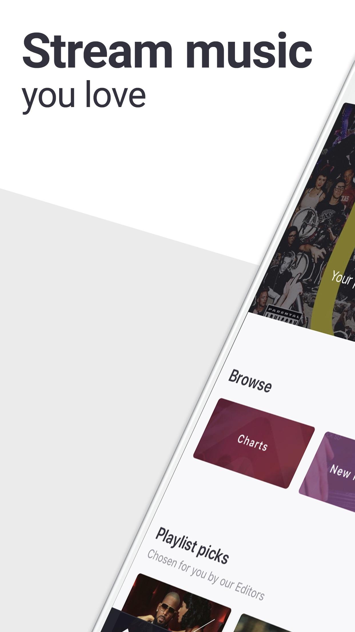 Deezer: Play Music, MP3, Radio Screenshot