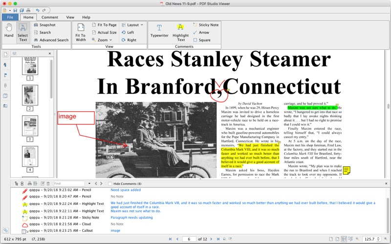 PDF Studio Viewer 2018 for Mac