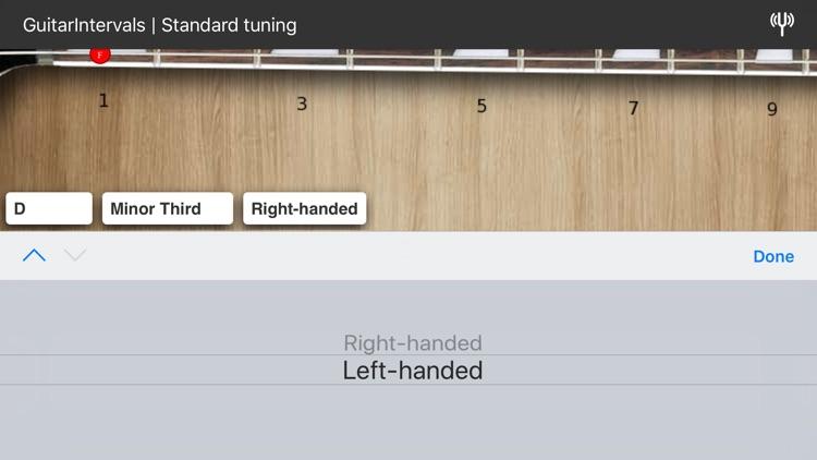 Guitar Intervals Pro screenshot-4