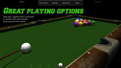 Billiards screenshot two