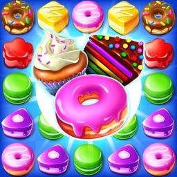 Candy Match 3 Mania HD